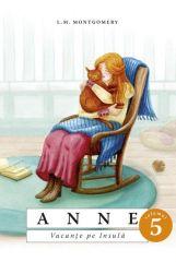 Anne - Vol. 5. Vacante pe insula