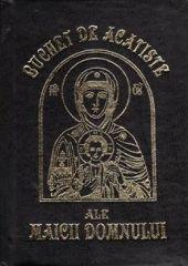 Buchet de acatiste ale Maicii Domnului (neagra)