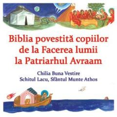 CD Audio - Biblia povestita copiilor Vol. I