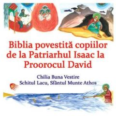 CD Audio - Biblia povestita copiilor Vol. II