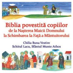 CD Audio - Biblia povestita copiilor Vol. III