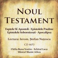 CD Audio - Noul Testament