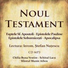 CD Audio - Noul Testament