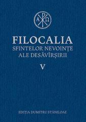 Filocalia sfintelor nevointe ale desavarsirii - vol. 5 Editie cartonata