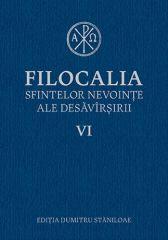 Filocalia sfintelor nevointe ale desavarsirii - vol. 6 Editie cartonata