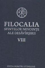 Filocalia sfintelor nevointe ale desavarsirii - vol. 8 Editie cartonata