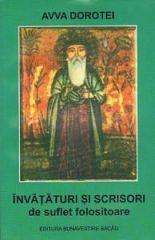 Invataturi si scrisori de suflet folositoare - Avva Dorotei