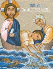 Minunile Domnului Iisus Hristos repovestite dupa Noul Testament
