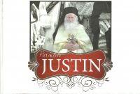 Parintele Justin: album fotografic