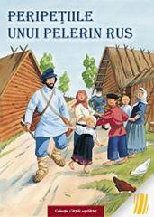 Peripetiile unui pelerin rus - benzi desenate pentru copii