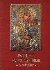 Psaltirea Maicii Domnului cu scris mare cartonata - Agapis