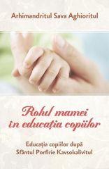 Rolul mamei in educatia copiilor