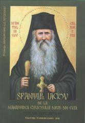 Sfantul Iacov Talikis de la Manastirea Cuviosului David din Evia