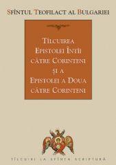 Talcuirea Epistolei intii catre Corinteni si a Epistolei a doua catre Corinteni