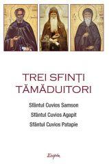 Trei sfinti tamaduitori: Sfantul Samson, Sfantul Agapit, Sfantul Patapie