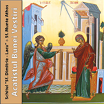 CD Audio - Acatistul Bunei Vestiri