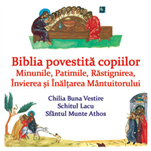 CD Audio - Biblia povestita copiilor Vol. IV