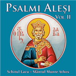 CD Audio - Psalmi alesi Vol. II