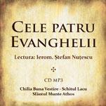 CD MP3 - Cele patru Evanghelii