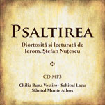 CD MP3 - Psaltirea
