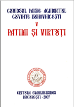 Vol. 5 - Patimi si virtuti
