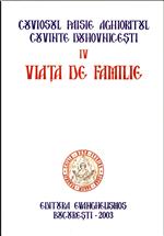 Vol. 4 - Viata de familie