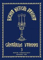 Buchet muzical athonit - Vol. 3 - Utreni...