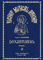 Buchet muzical athonit - Vol. 8  - Doxastarul (I)